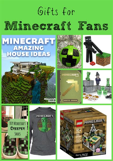 Gifts For Minecraft Fans Creekside Learning