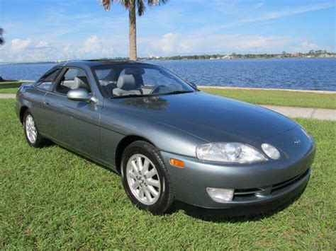 lexus convertible 4 door buy used 2007 lexus sc430 base convertible 2 door 4 3l in