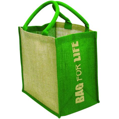 bag for green brighton jute bag for promo store