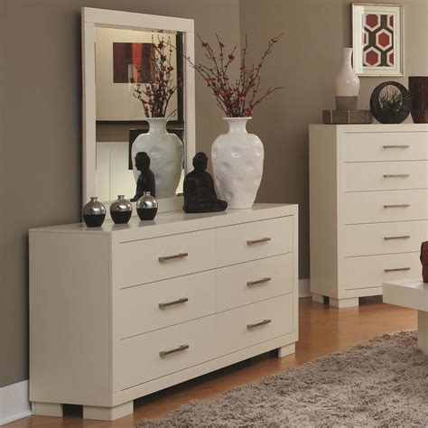 white bedroom dresser with mirror kimber dresser mirror optional white