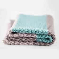 knitting patterns galore simple baby blanket
