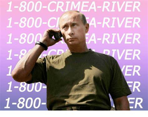 Crimea River Meme - whostherea crimea crimea whopm crimea river obama putin
