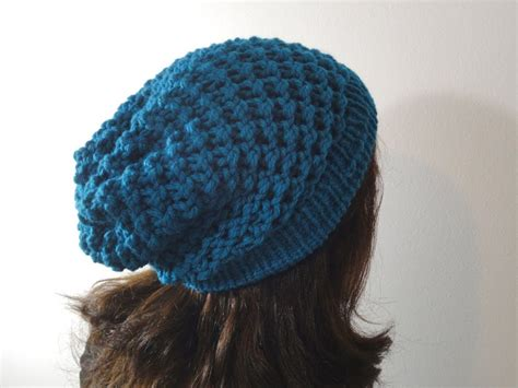 how to knit a hat tutorial on how to loom knit a slouchy beanie hat doovi