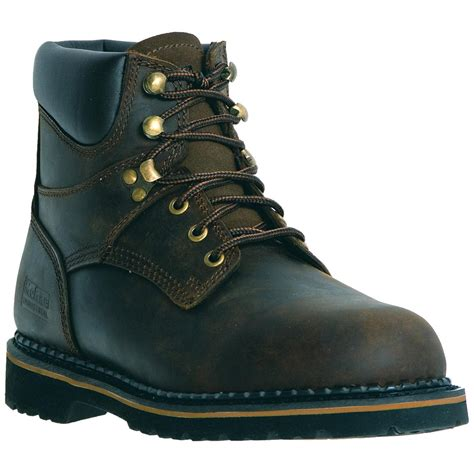mens lace up work boots s mcrae industrial 174 6 quot lace up boots 172694 work
