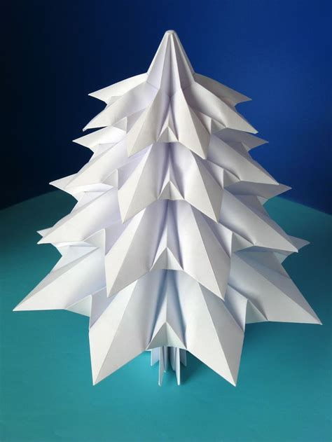 christmas tree tessellation pattern 74 best images about origami crease patterns
