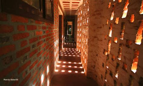 house construction in india lighting types wall lights glassless windows natural building blog