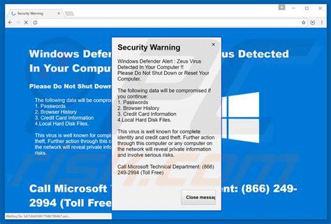 edge virus warning neowin forums zeus virus techspot forums
