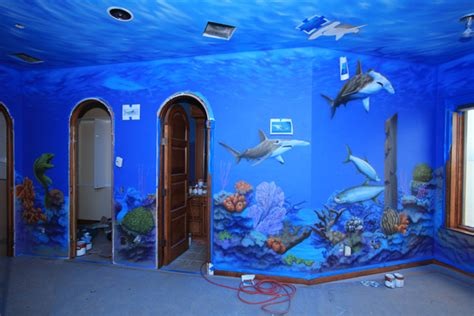 ocean themed bedrooms under the sea bedroom ideas memes