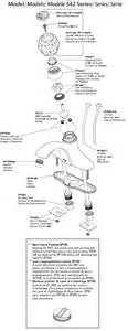 delta single handle faucet repair