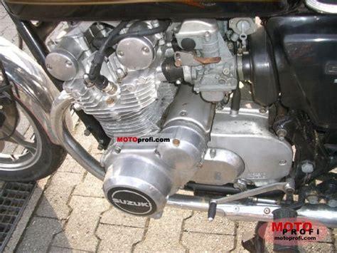 Suzuki Gs Engine Suzuki Gs 550 E 1978 Specs And Photos