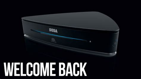 new dreamcast console quot sega to announce a successor to dreamcast for the 8th