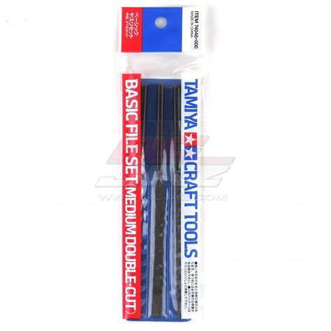 74049 Tamiya Basic Drill Set 1 1 5 2 2 5 3 Mm tamiya 3 basic file set 74046