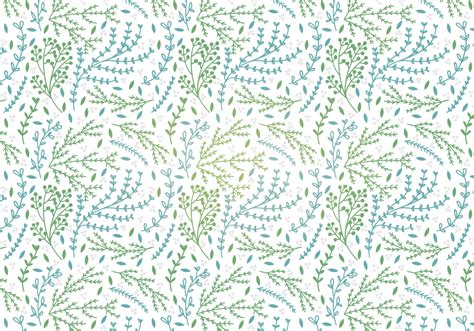 botanical pattern ai botanical vector seamless pattern download free vector