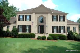 shutter colors for beige house what did they choose exterior paint colors revealed the