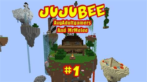 you always win minecraft jujubee ep 1 w avgadultgamers mrmelee23 a