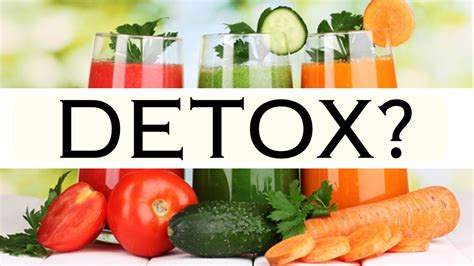 How To Safely Detox From Hetamines At Home by Is Detox A Scam What Are Toxins Safe Foods Home