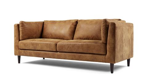 sofas etc lindon 3 seater sofa outback tan leather sofas etc