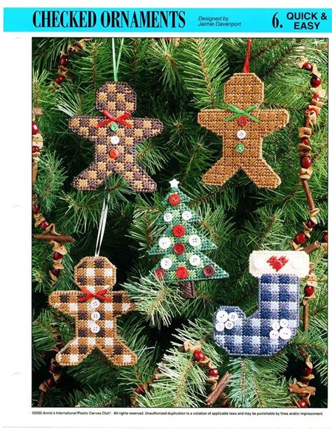 best of the west christmas ornaments plastic canvas kit 2386 best plastic canvas n images on plastic canvas crafts plastic canvas