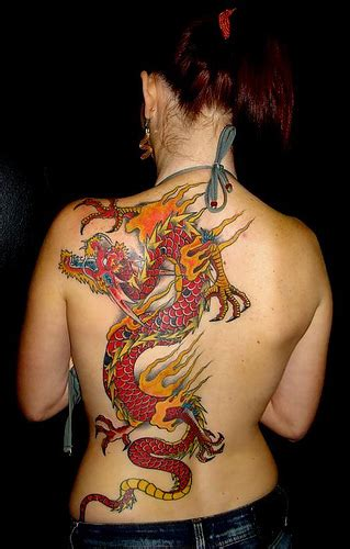 dragon tattoo ending women dragon tattoos