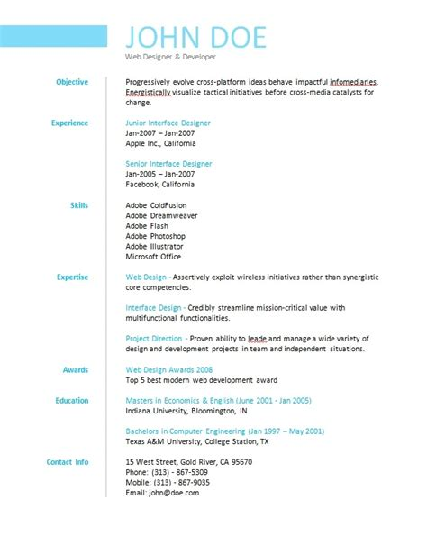 %name resume maker free download   Finance Resume Examples