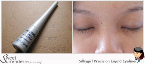 Eyeliner Liquid Silkygirl silkygirl precision liquid eyeliner