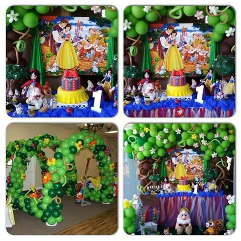 Snow White Decorations by Snow White Balloons And Decorations