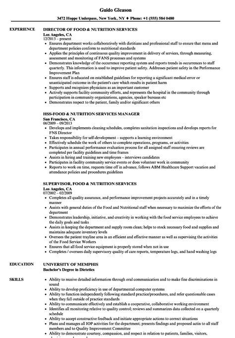 diet clerk sle resume simple recommendation letter