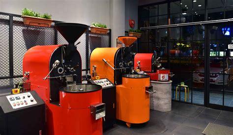 Mesin Roasting Froco fr1x atau charon dari froco cikopi