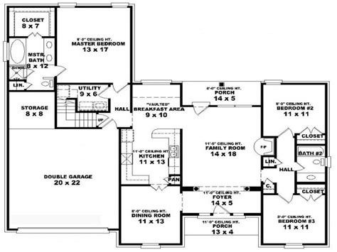3 story house plans house floor plans 3 bedroom 2 bath 3 story tiny house