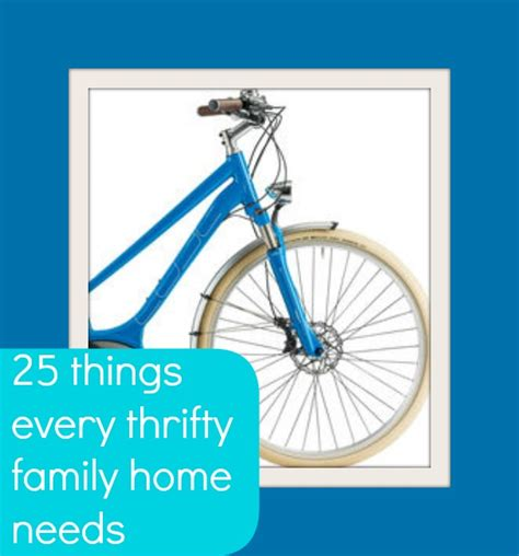household needs 25 things every thrifty family home needs thrifty home