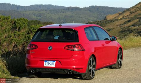 volkswagen golf gti 2015 4 door 2015 vw gti 2 door gauges 002 the truth about cars