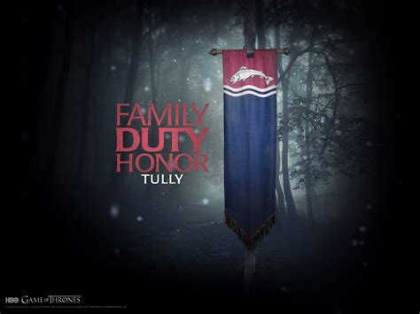 House Tully Of Thrones house tully of thrones wallpaper 21566523 fanpop