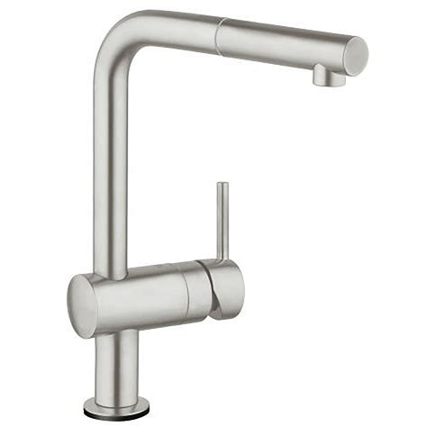 grohe minta touch electronic single lever kitchen sink