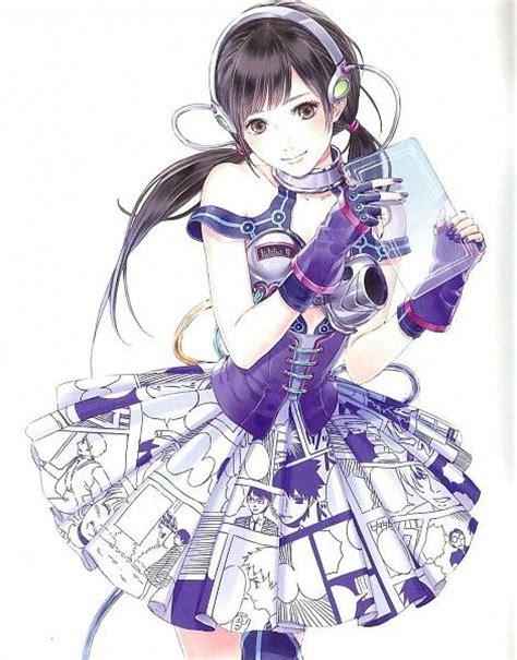anime girl corset wallpaper tags anime kishida mel watanabe mayu character idol