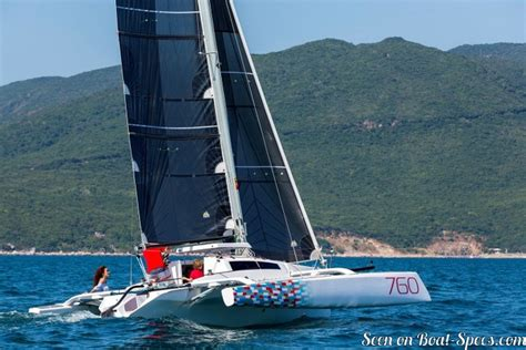 corsair boat corsair 760 sport sailboat specifications and details on