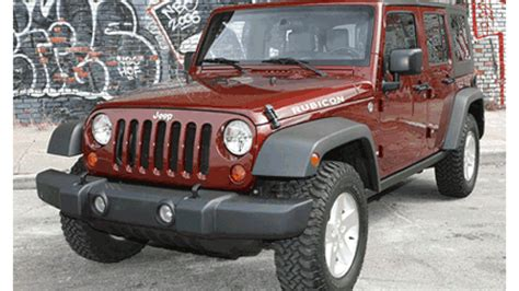 2007 jeep wrangler radio 2007 jeep wrangler unlimited review cnet