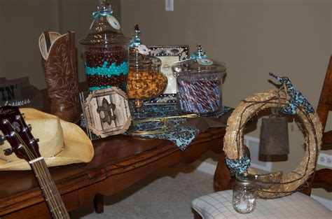 country western theme decorations capture our lives sweet 16 country western shelby