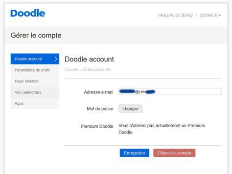 Calendrier Gmail Configurer Et Synchroniser Compte Doodle Avec
