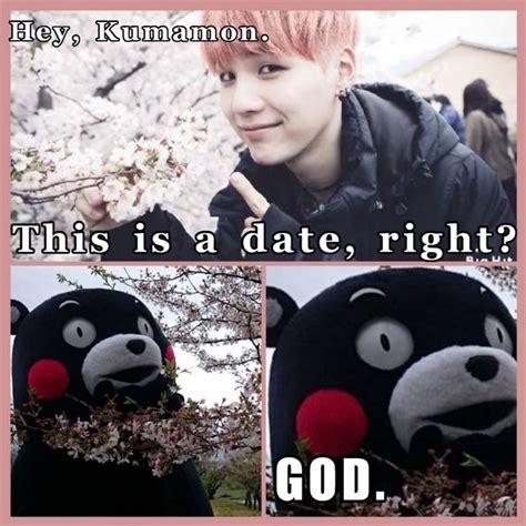 Kumamon Meme - 42 best images about bts suga x kumamon on pinterest