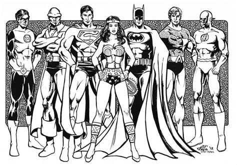 lego justice league coloring pages coloring home