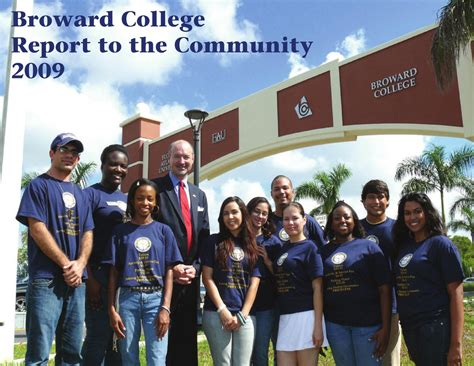 faculty pages broward college report to the community 2009 by anne berman issuu