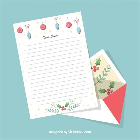 decorative christmas letters decorative letter template vector free