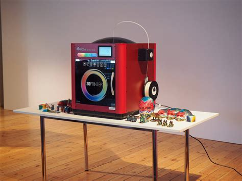 color 3d printer the da vinci color 3d printer prints in color using