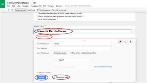 membuat formulir di google drive cara membuat formulir online dengan google drive blog gaptek