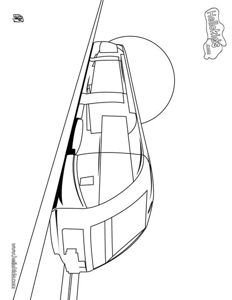 small speed train coloring pages hellokids com