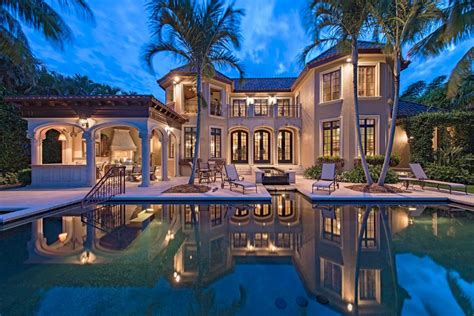 ultimate house tour an world style waterfront home in naples fla
