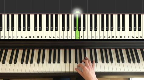 tutorial piano bella s lullaby bella s lullaby piano tutorial twilight soundtrack with