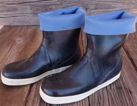 fishing boat rubber boots men s viking harvik rubber fishing boots mariner kadett