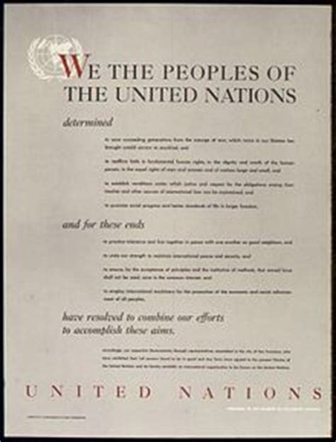 Section 2 Of The Charter Of Rights And Freedoms by United Nations Charter