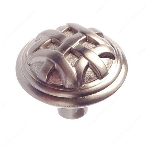 Richelieu Pulls And Knobs by Traditional Metal Knob 2391 Richelieu Hardware